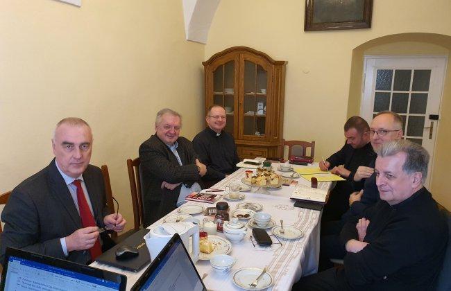 Spotkanie Zarządu SPMK 22.02.2021